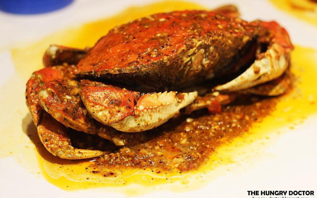 Resep Kepiting Bakar Yang Bebas Dari Alergi