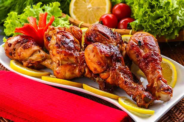 resep ayam panngang barbaque