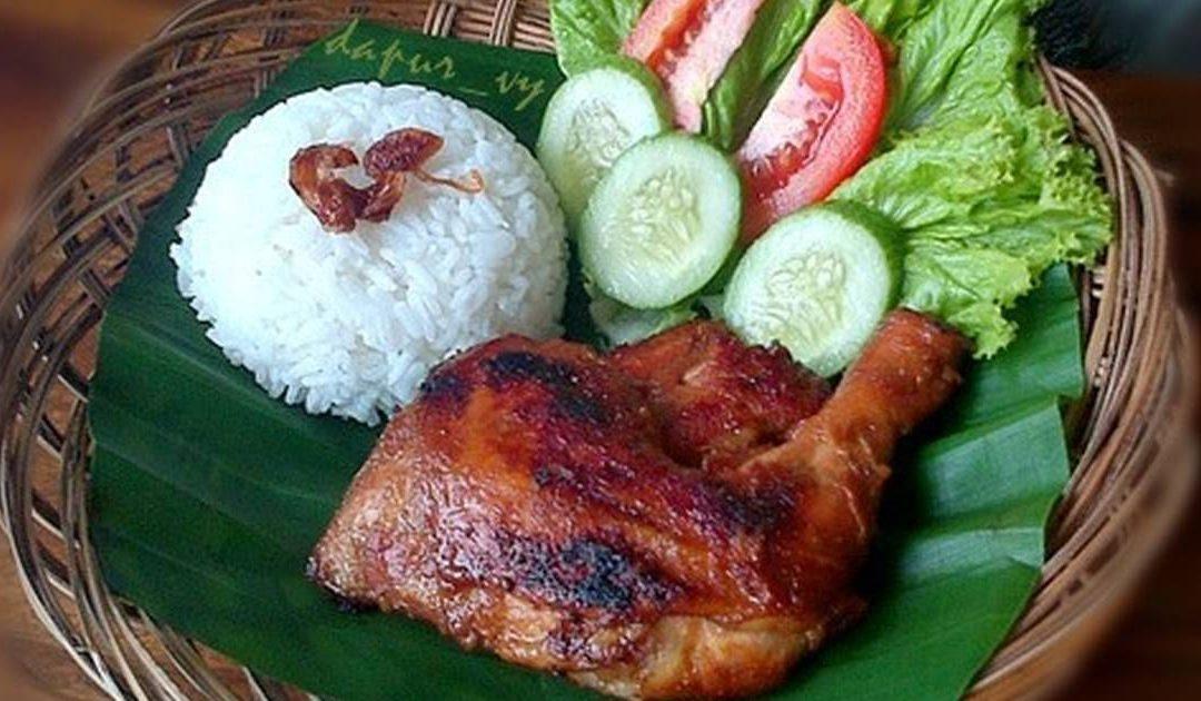 Resep Ayam Bakar Sederhana Ala Rumahan Enak dan Lezat