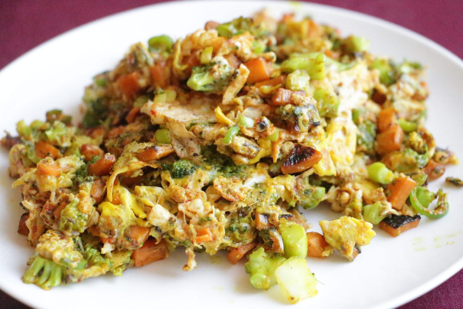 cara membuat sosis sayur